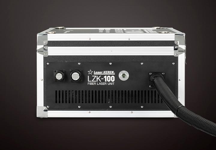 レーザーケレン低出力分離型タイプ写真1